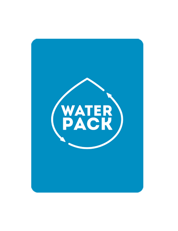 Z-card Water Pack