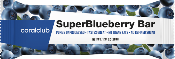 Baton SuperBlueberry Bar