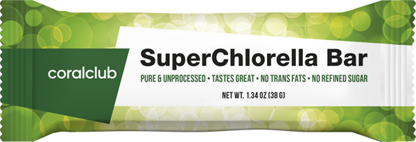 Super Chlorella Bar