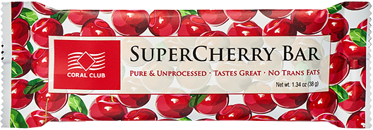 Baton SuperCherry Bar